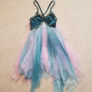 Flowy Dance Costume
